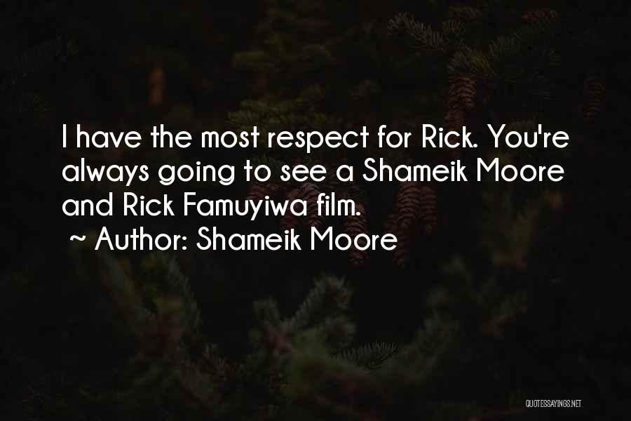 Shameik Moore Quotes 533155