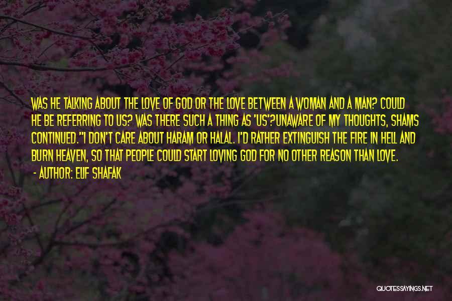 Shams Quotes By Elif Shafak