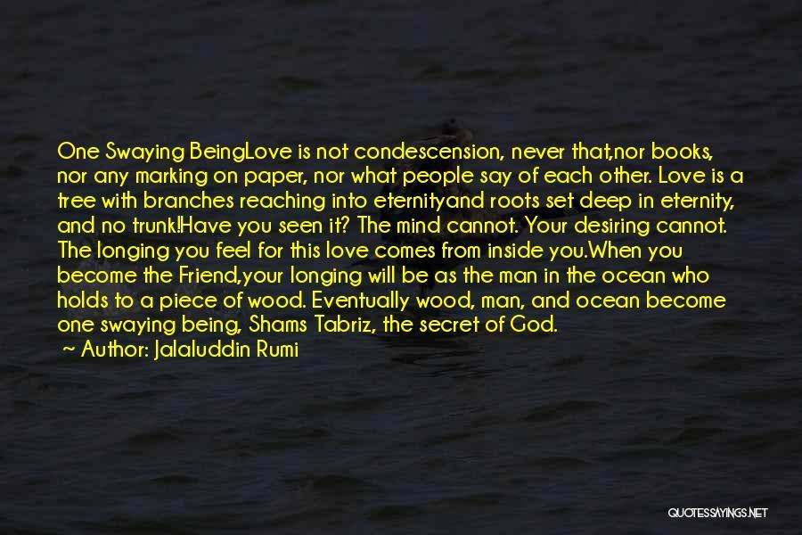 Shams Quotes By Jalaluddin Rumi