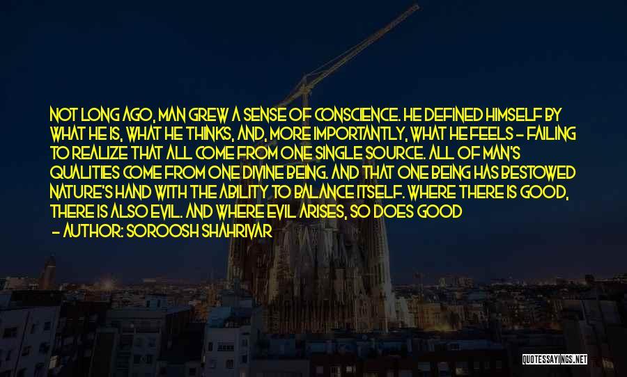 Shams Quotes By Soroosh Shahrivar
