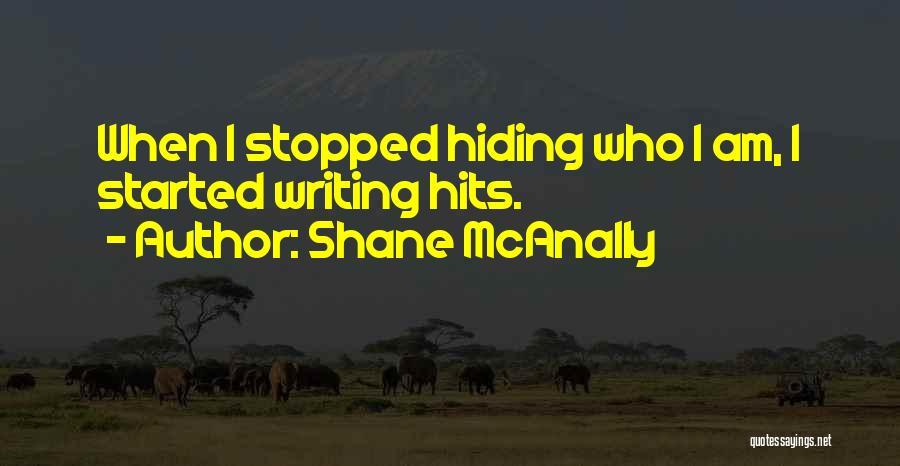 Shane McAnally Quotes 165265