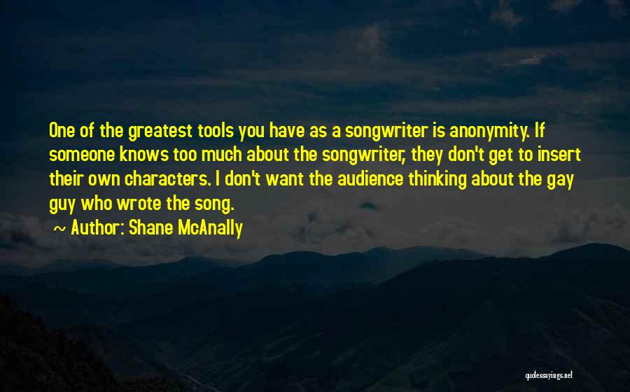 Shane McAnally Quotes 2153451