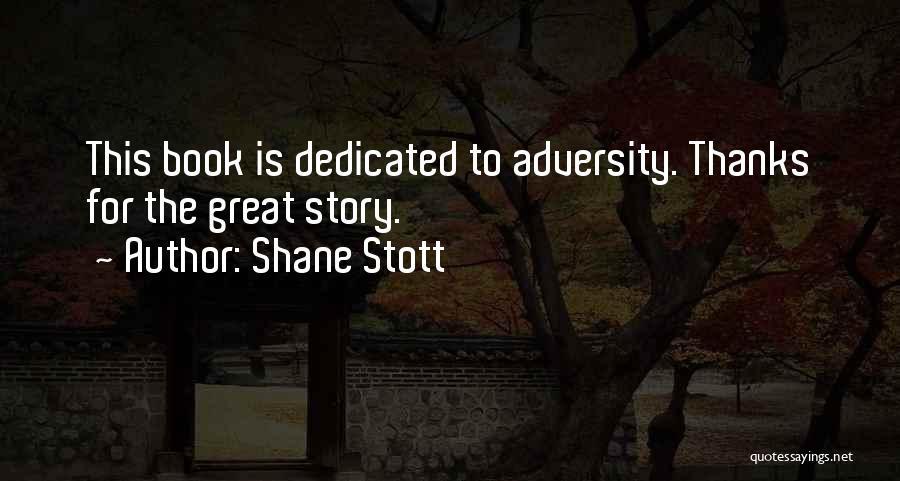 Shane Stott Quotes 151202