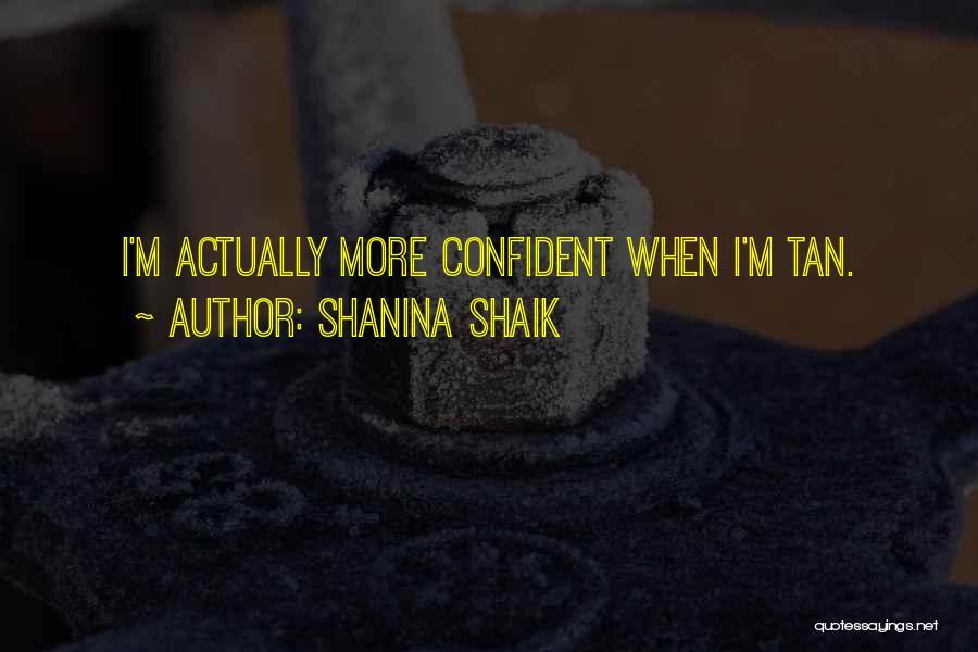 Shanina Shaik Quotes 1477400