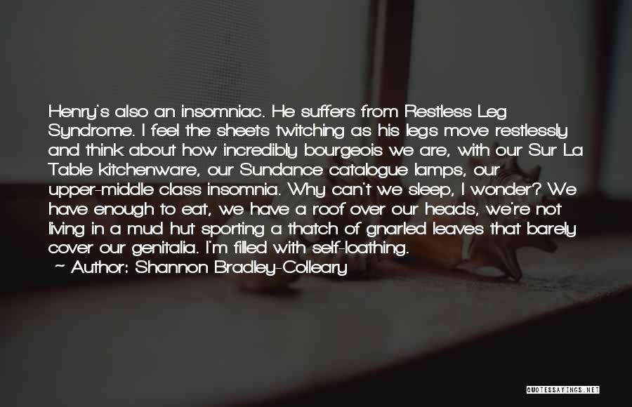 Shannon Bradley-Colleary Quotes 1268152