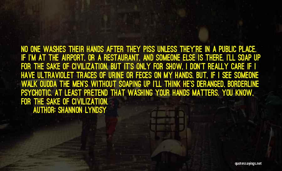 Shannon Lyndsy Quotes 1136856