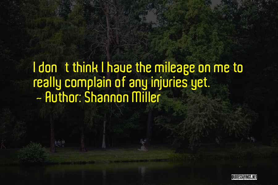 Shannon Miller Quotes 1507593
