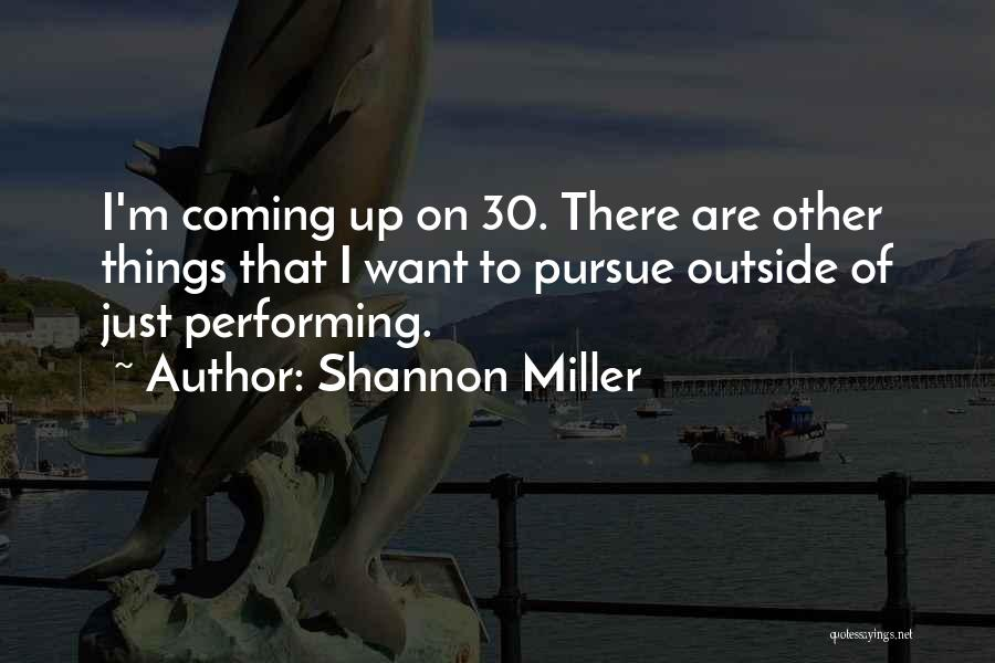 Shannon Miller Quotes 158266