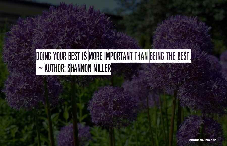 Shannon Miller Quotes 917884