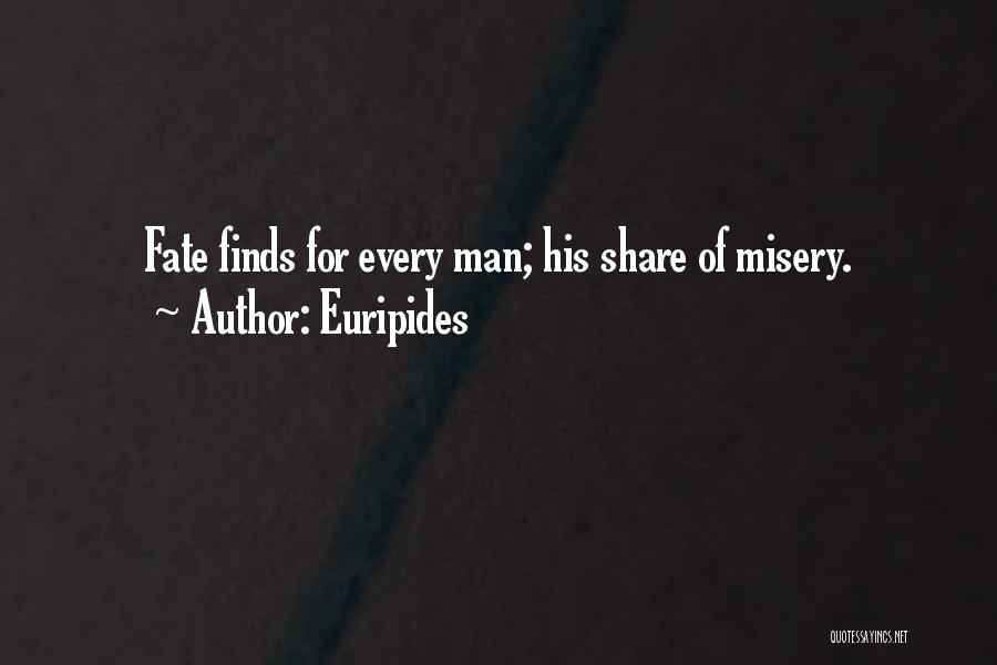 Share Your Sadness Quotes By Euripides
