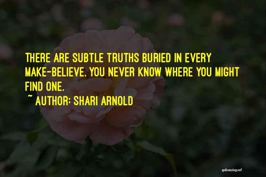 Shari Arnold Quotes 2141842