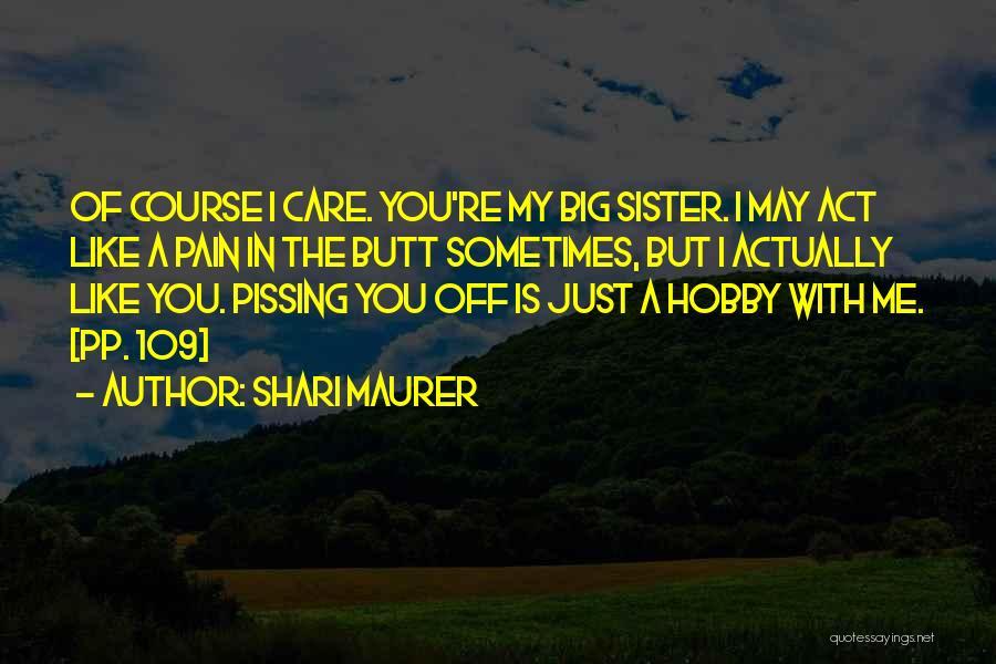 Shari Maurer Quotes 626647