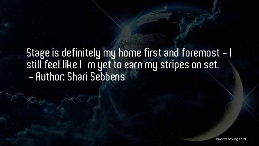 Shari Sebbens Quotes 795000