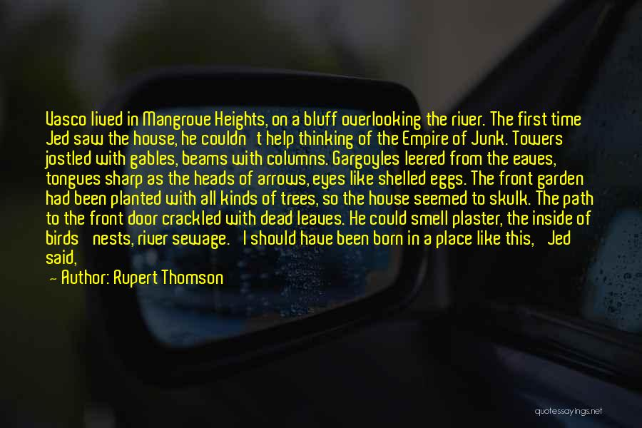 Sharp Tongues Quotes By Rupert Thomson