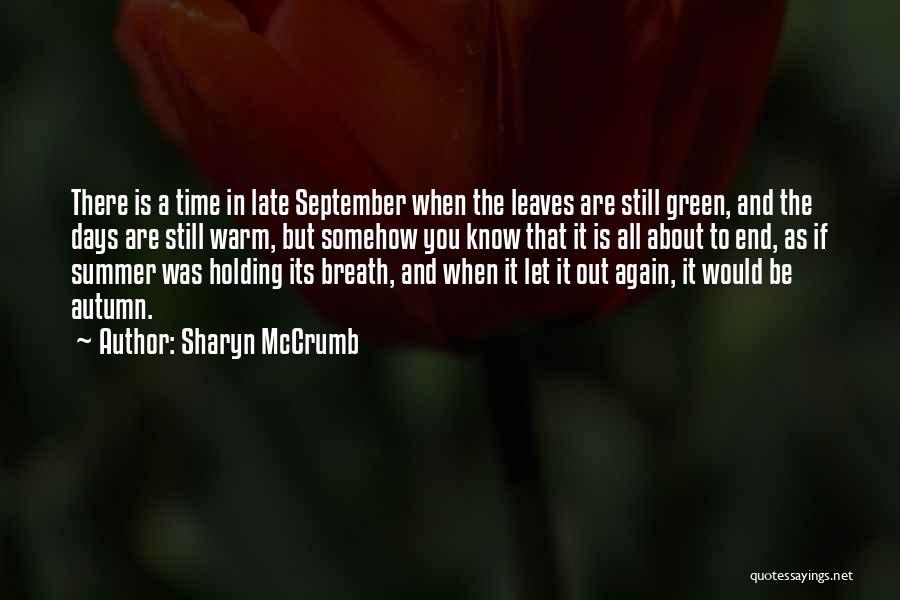 Sharyn McCrumb Quotes 1875433
