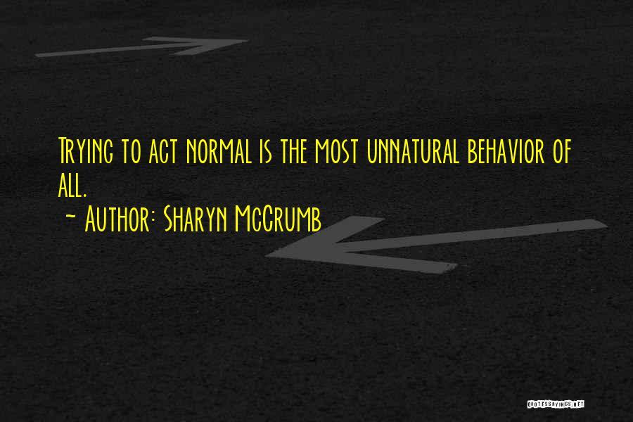 Sharyn McCrumb Quotes 2054050