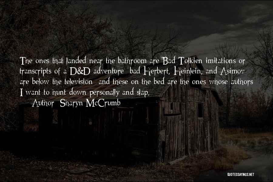 Sharyn McCrumb Quotes 222573