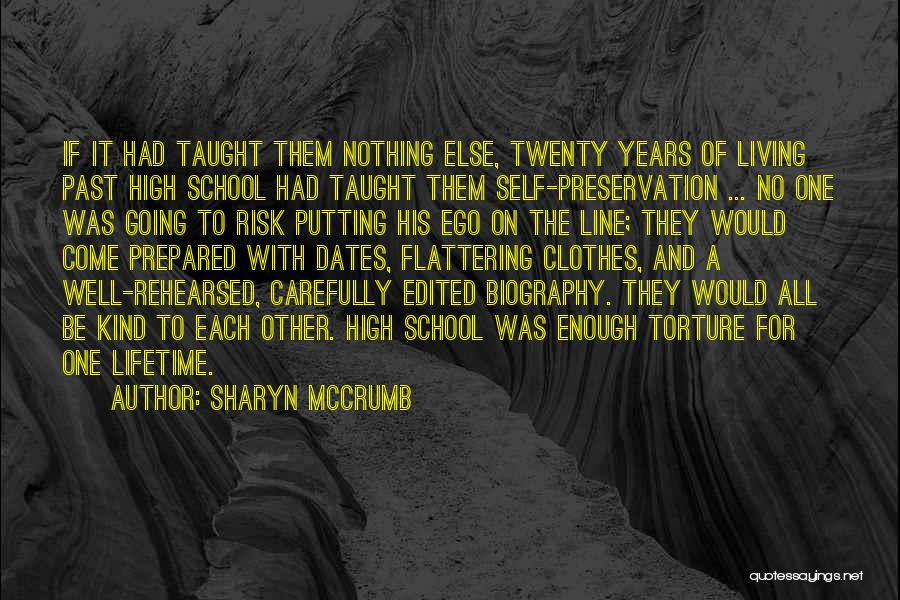 Sharyn McCrumb Quotes 371952