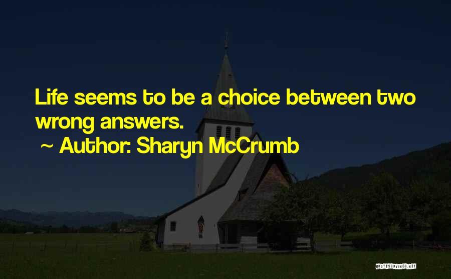 Sharyn McCrumb Quotes 524872