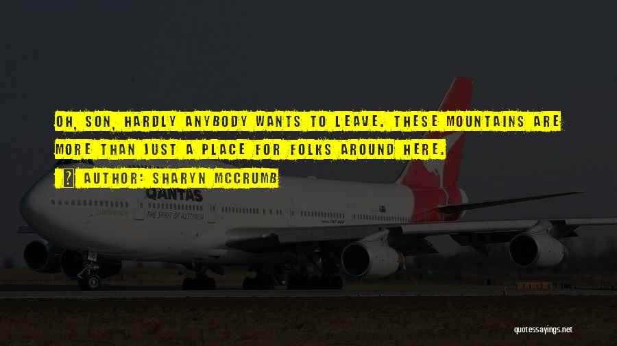Sharyn McCrumb Quotes 936742