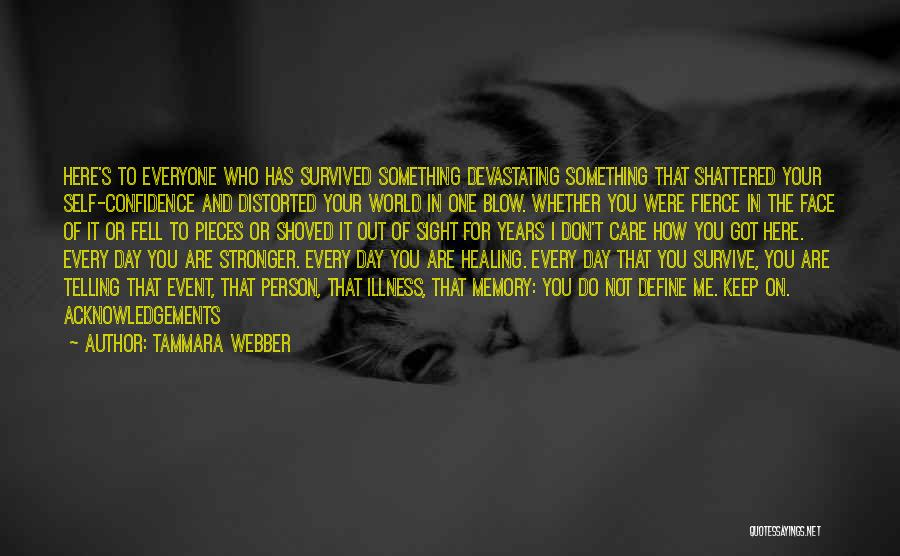 Shattered Pieces Quotes By Tammara Webber