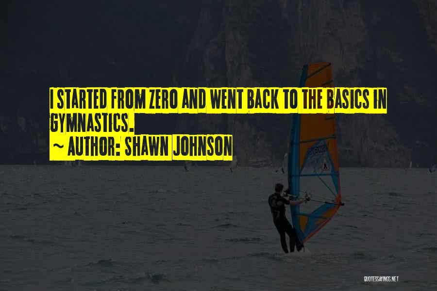 Shawn Johnson Quotes 122914