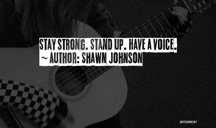 Shawn Johnson Quotes 1283289