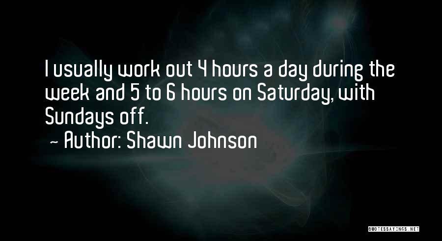 Shawn Johnson Quotes 1447949