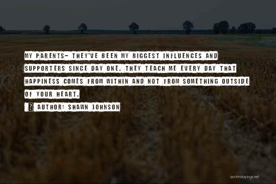 Shawn Johnson Quotes 1571179