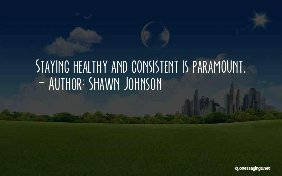 Shawn Johnson Quotes 200599