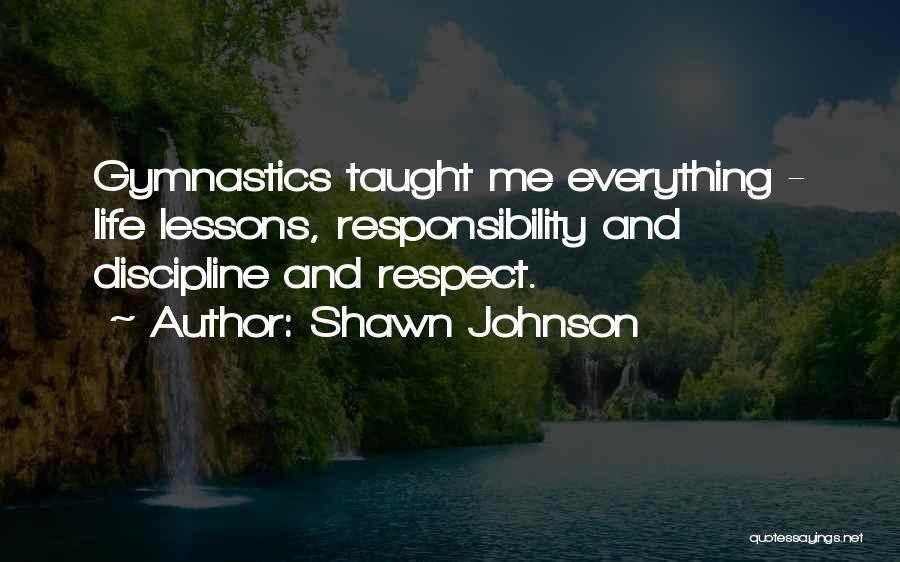 Shawn Johnson Quotes 200905