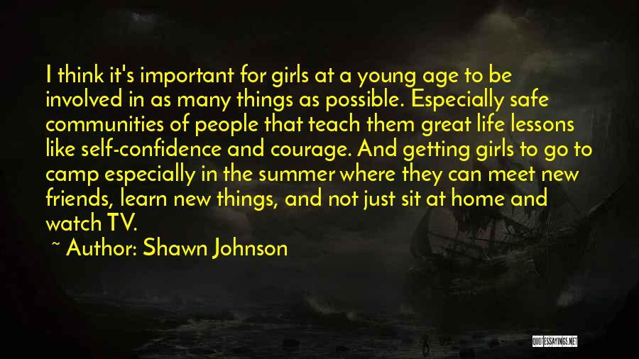Shawn Johnson Quotes 2109336