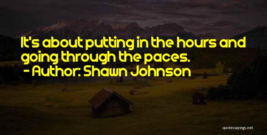 Shawn Johnson Quotes 878574