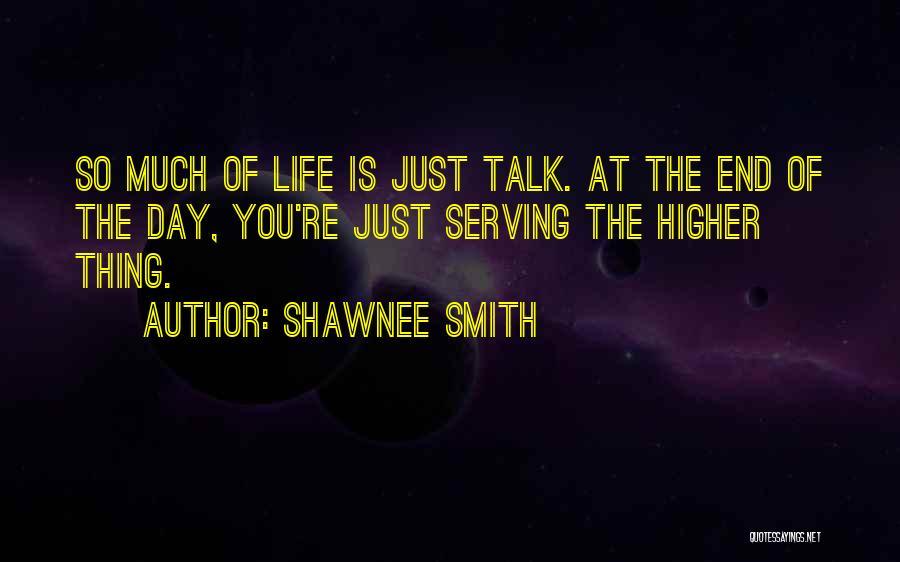 Shawnee Smith Quotes 161613