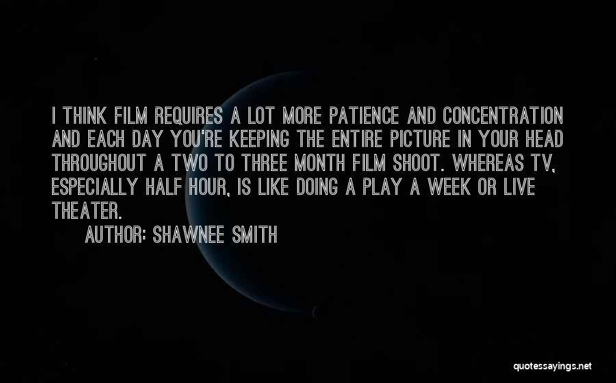 Shawnee Smith Quotes 2182988