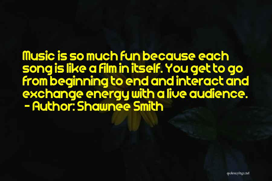 Shawnee Smith Quotes 2271083