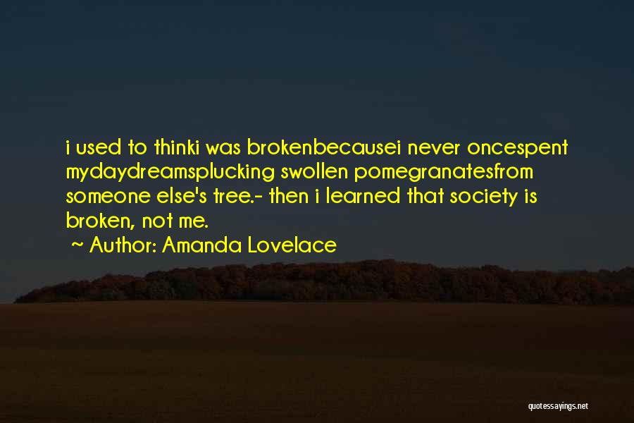 She Daydreams Quotes By Amanda Lovelace