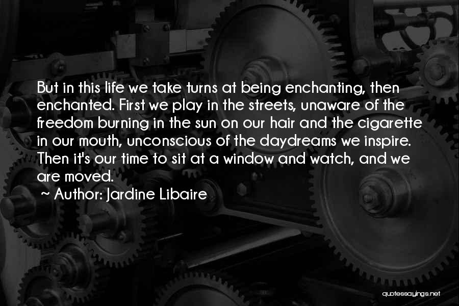 She Daydreams Quotes By Jardine Libaire