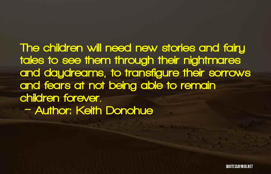 She Daydreams Quotes By Keith Donohue