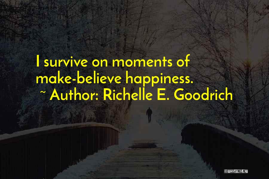She Daydreams Quotes By Richelle E. Goodrich