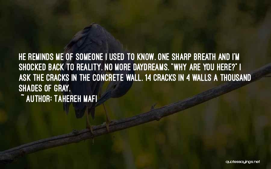 She Daydreams Quotes By Tahereh Mafi