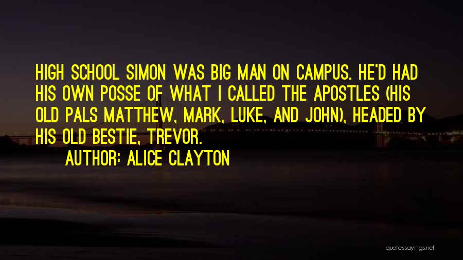 She Is My Bestie Quotes By Alice Clayton