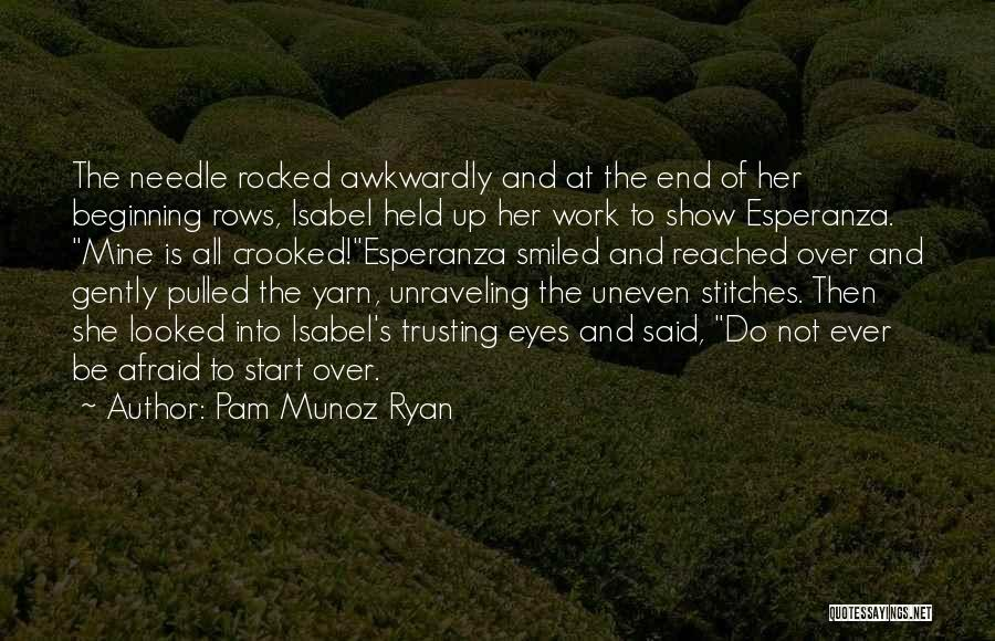 She Is Not Mine Quotes By Pam Munoz Ryan