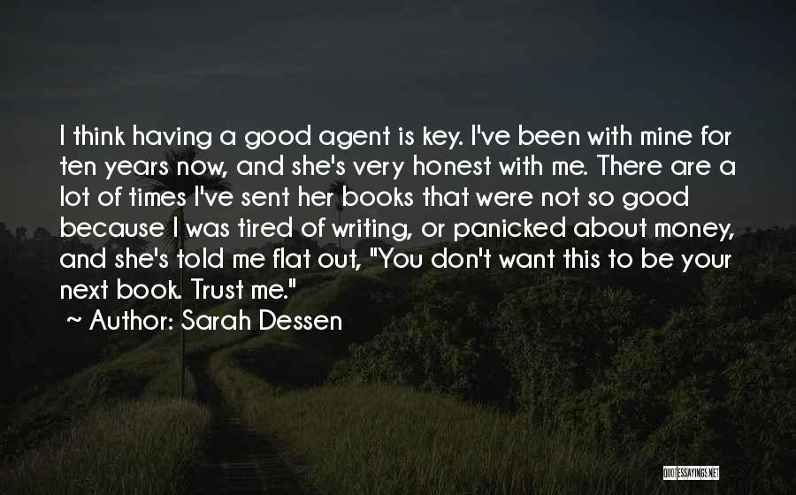 She Is Not Mine Quotes By Sarah Dessen