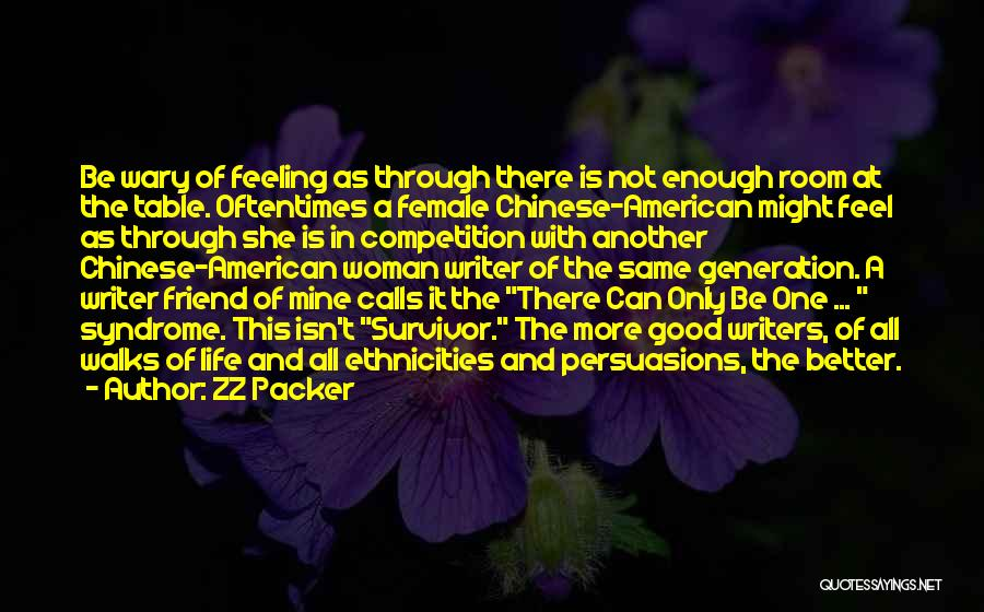 She Is Not Mine Quotes By ZZ Packer