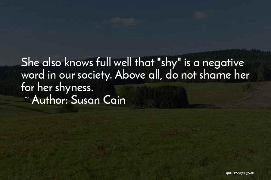 She Is Not Well Quotes By Susan Cain