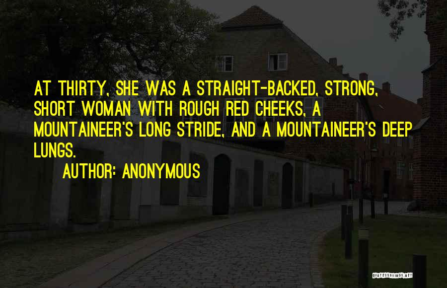 She Short Quotes By Anonymous