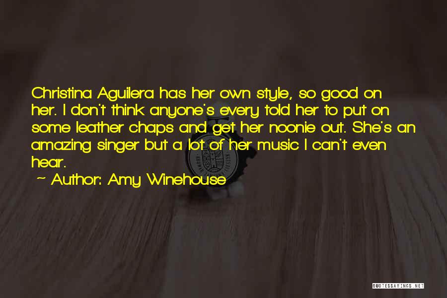 She So Amazing Quotes By Amy Winehouse