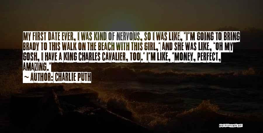 She So Amazing Quotes By Charlie Puth