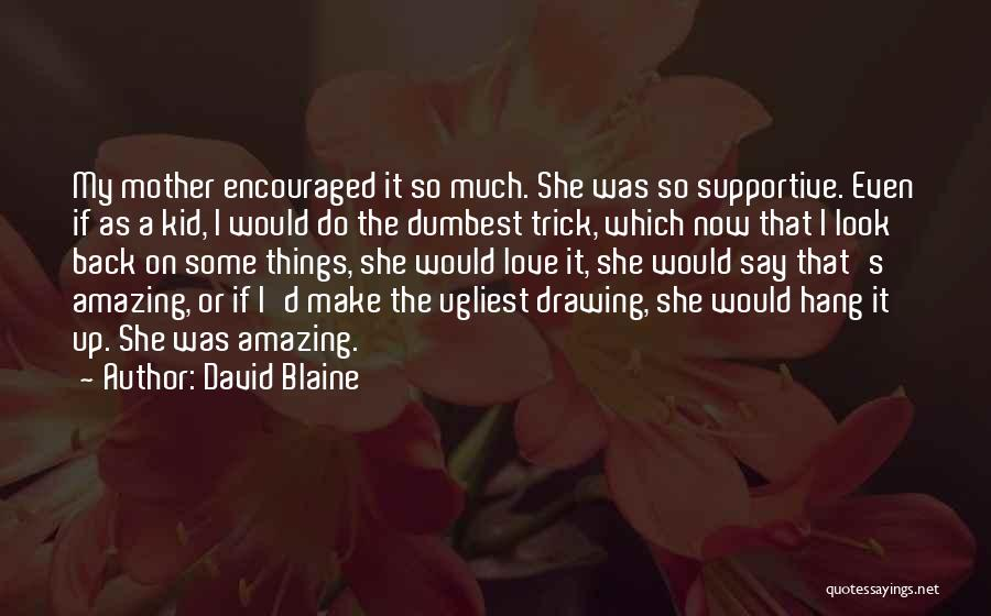 She So Amazing Quotes By David Blaine